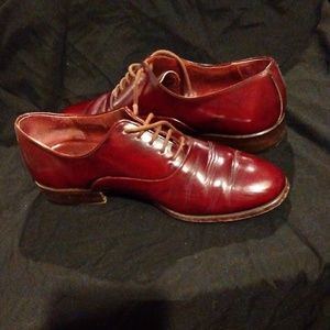 Mario Bruni Oxfords made in Italy 7w